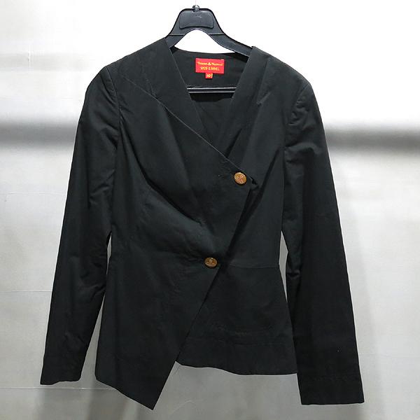 Vivienne_Westwood (비비안 웨스트우드) 블랙 컬러 여성용 자켓 [인천점]
