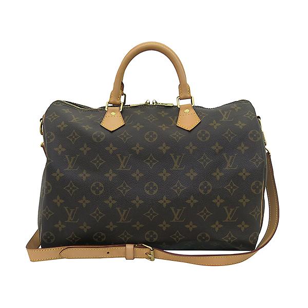 Louis Vuitton(루이비통) M40392 모노그램 캔버스 반둘리에 스피디 35 토트백+숄더스트랩 2WAY [부산센텀본점]