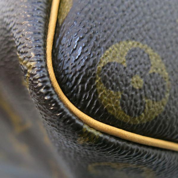 Louis Vuitton(루이비통) M40392 모노그램 캔버스 반둘리에 스피디 35 토트백+숄더스트랩 2WAY [부산센텀본점] 이미지5 - 고이비토 중고명품