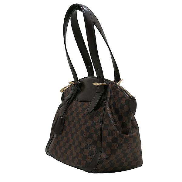 Louis Vuitton(루이비통) N41119 다미에 에벤 캔버스 베로나 GM 숄더백 [인천점] 이미지3 - 고이비토 중고명품