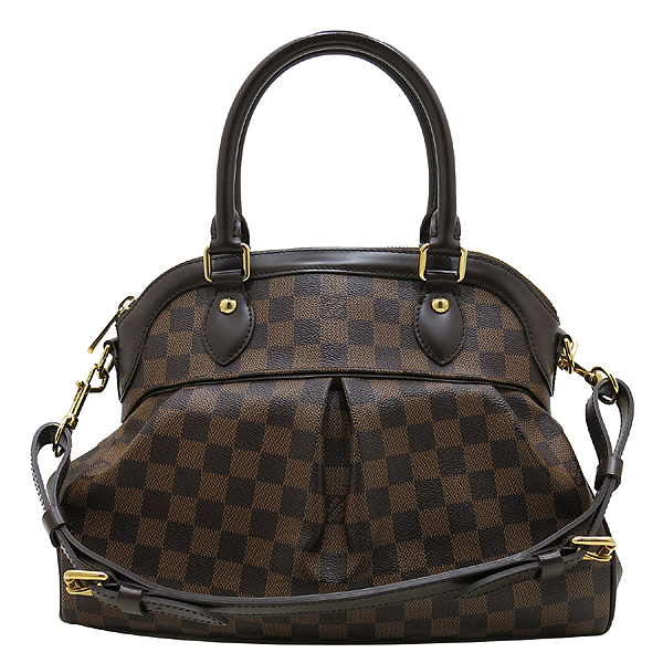 Louis Vuitton(루이비통) N51997 다미에 에벤 캔버스 트레비 PM 2WAY [인천점] 이미지2 - 고이비토 중고명품