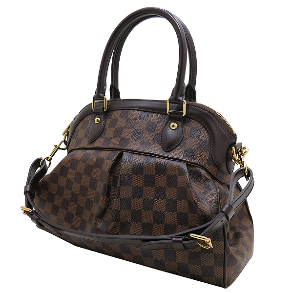 Louis Vuitton(루이비통) N51997 다미에 에벤 캔버스 트레비 PM 2WAY [인천점] 이미지3 - 고이비토 중고명품