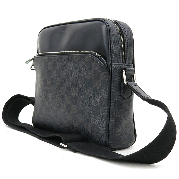 Louis Vuitton(루이비통) N41408 다미에 그라피트 데이턴 리포터 pm 크로스백 [강남본점] 이미지2 - 고이비토 중고명품