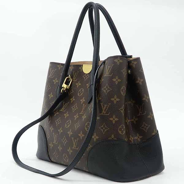 Louis Vuitton(루이비통) M41595 모노그램 캔버스 Noir 컬러 플랑드랭 토트백 + 숄더스트랩 [강남본점] 이미지2 - 고이비토 중고명품