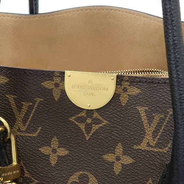 Louis Vuitton(루이비통) M41595 모노그램 캔버스 Noir 컬러 플랑드랭 토트백 + 숄더스트랩 [강남본점] 이미지3 - 고이비토 중고명품