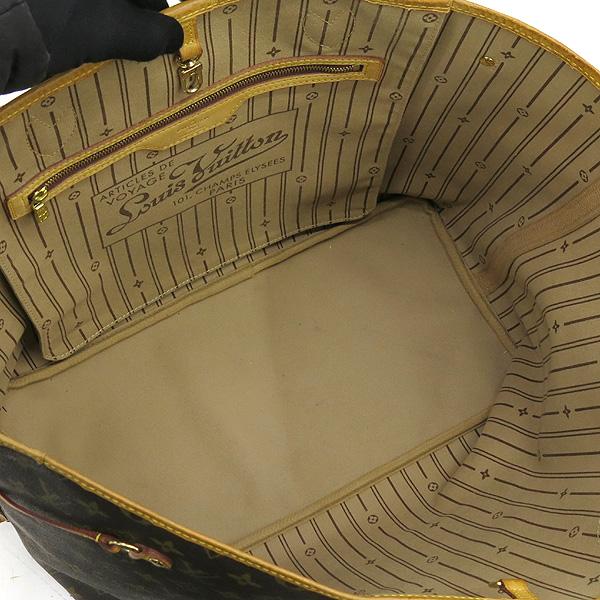 Louis Vuitton(루이비통) M40157 모노그램 캔버스 네버풀 GM 숄더백 [강남본점] 이미지4 - 고이비토 중고명품