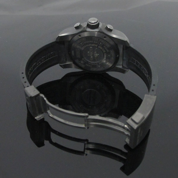 BREITLING(브라이틀링) VB5010221B1S1 블랙 티타늄 Professional(프로페셔널) Cockpit B50 러버 밴드 남성용 시계 [대구동성로점] 이미지5 - 고이비토 중고명품