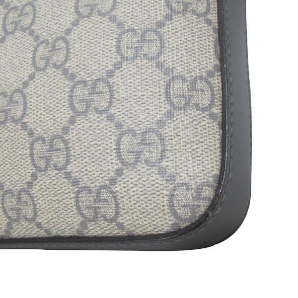 Gucci(구찌) 353430 GG슈프림 캔버스 레더 플랩 크로스백 [대구반월당본점] 이미지4 - 고이비토 중고명품