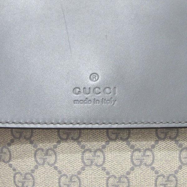 Gucci(구찌) 353430 GG슈프림 캔버스 레더 플랩 크로스백 [대구반월당본점] 이미지5 - 고이비토 중고명품