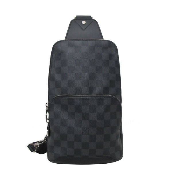 Louis Vuitton(루이비통) N41719 다미에 그라파이트 캔버스 애비뉴 슬링 백 크로스백 [대구동성로점]
