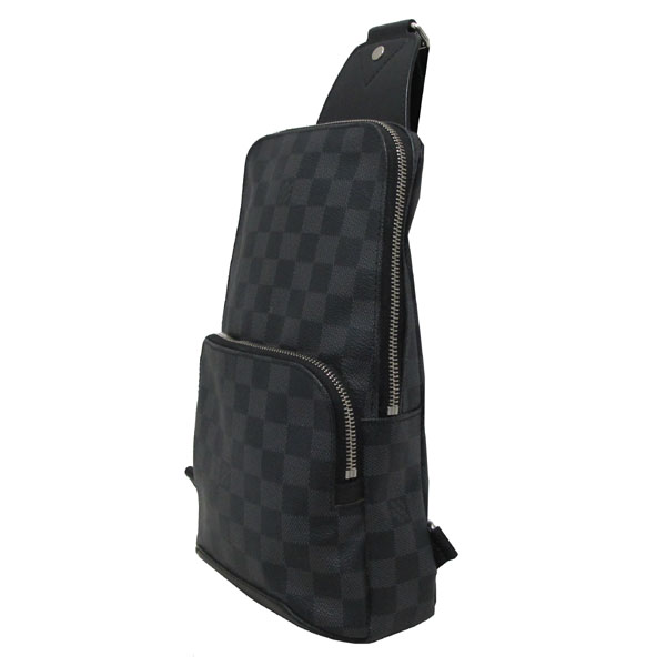 Louis Vuitton(루이비통) N41719 다미에 그라파이트 캔버스 애비뉴 슬링 백 크로스백 [대구동성로점] 이미지2 - 고이비토 중고명품