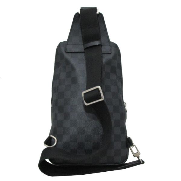 Louis Vuitton(루이비통) N41719 다미에 그라파이트 캔버스 애비뉴 슬링 백 크로스백 [대구동성로점] 이미지3 - 고이비토 중고명품