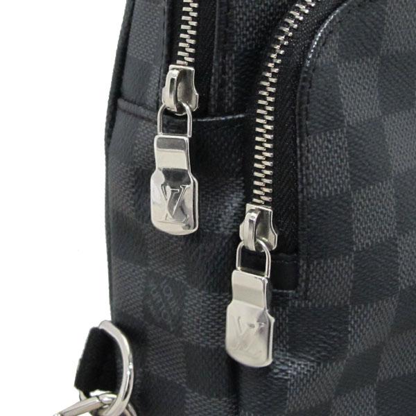 Louis Vuitton(루이비통) N41719 다미에 그라파이트 캔버스 애비뉴 슬링 백 크로스백 [대구동성로점] 이미지5 - 고이비토 중고명품