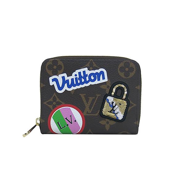 Louis Vuitton(루이비통) M63391 모노그램 캔버스 지피 코인 퍼스 동전지갑겸 카드지갑 [부산센텀본점] 이미지2 - 고이비토 중고명품