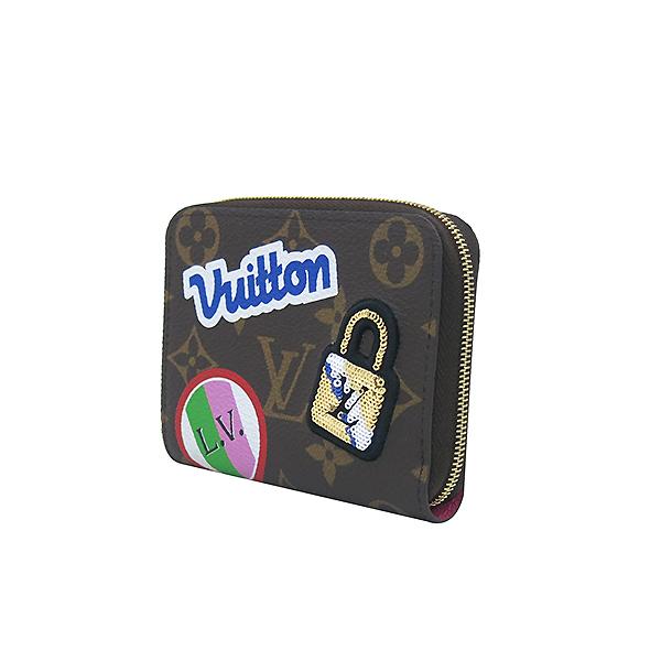Louis Vuitton(루이비통) M63391 모노그램 캔버스 지피 코인 퍼스 동전지갑겸 카드지갑 [부산센텀본점] 이미지3 - 고이비토 중고명품