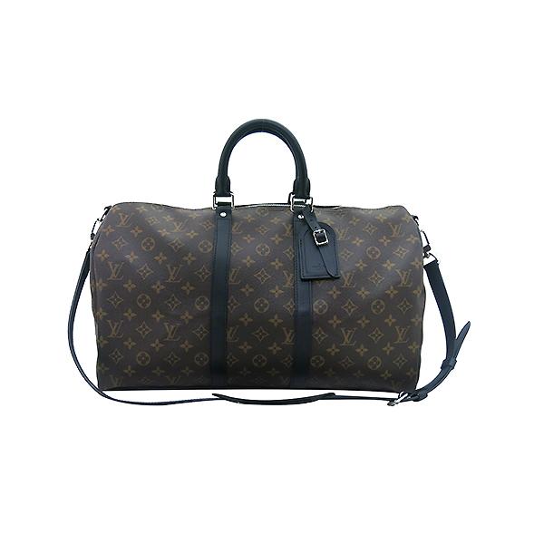 Louis Vuitton(루이비통) M56711 모노그램 캔버스 마카사르 키폴 반둘리에 45 여행용 토트백+숄더 스트랩 2WAY [부산센텀본점] 이미지2 - 고이비토 중고명품