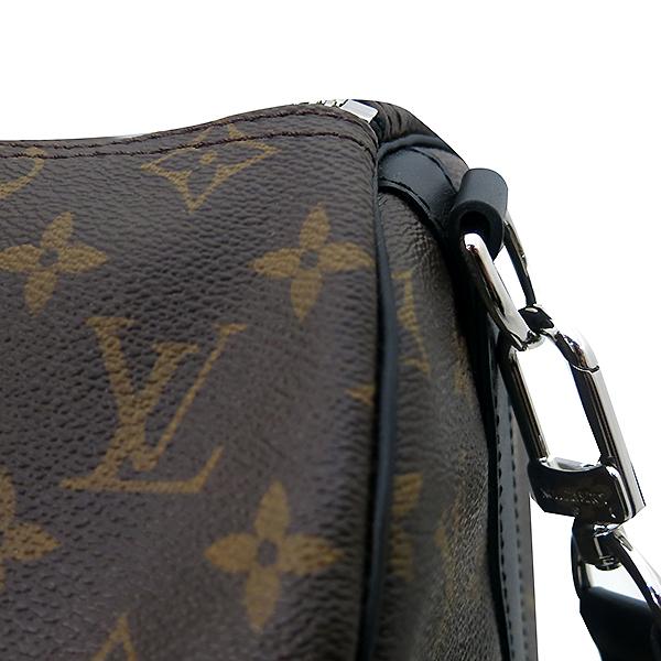 Louis Vuitton(루이비통) M56711 모노그램 캔버스 마카사르 키폴 반둘리에 45 여행용 토트백+숄더 스트랩 2WAY [부산센텀본점] 이미지4 - 고이비토 중고명품