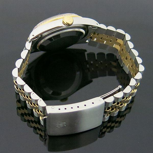 Rolex(로렉스) 16233 DATEJUST 데이트저스트 18K 콤비 스틸 쥬빌레 브레이슬릿 남성용 시계 [대구동성로점] 이미지3 - 고이비토 중고명품