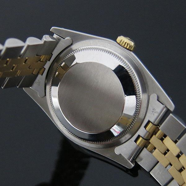 Rolex(로렉스) 16233 DATEJUST 데이트저스트 18K 콤비 스틸 쥬빌레 브레이슬릿 남성용 시계 [대구동성로점] 이미지4 - 고이비토 중고명품