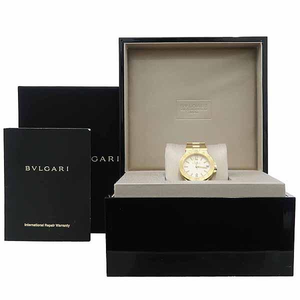 Bvlgari(불가리) DG29G 18K(750) 금통 디아고노 여성용 시계 [강남본점]