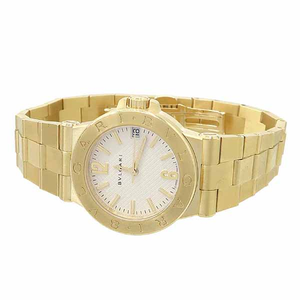 Bvlgari(불가리) DG29G 18K(750) 금통 디아고노 여성용 시계 [강남본점] 이미지2 - 고이비토 중고명품