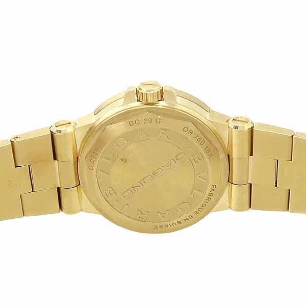 Bvlgari(불가리) DG29G 18K(750) 금통 디아고노 여성용 시계 [강남본점] 이미지4 - 고이비토 중고명품