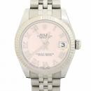 Rolex(로렉스) 178274 DATEJUST 데이트저스트 31MM 10포인트 다이아 핑크 다이얼 스틸 여성용 시계 [강남본점]