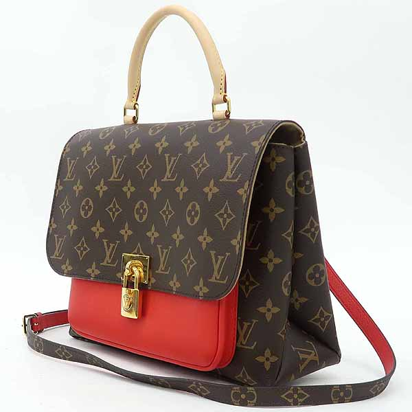 Louis Vuitton(루이비통) M44286 모노그램 캔버스 마리냥 토트백 + 숄더 스트랩 2way [강남본점] 이미지3 - 고이비토 중고명품
