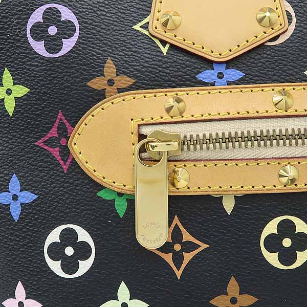 Louis Vuitton(루이비통) M92646 모노그램 멀티 블랙 알마 토트백 [강남본점] 이미지4 - 고이비토 중고명품