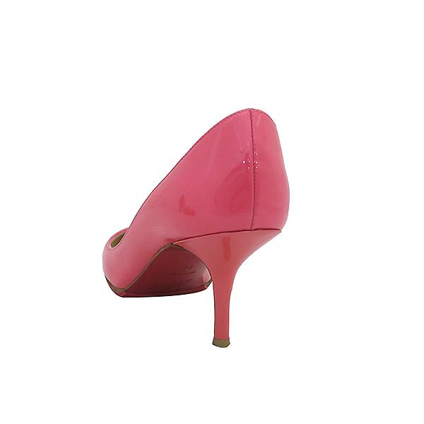 Christian Louboutin (크리스찬루브탱) 핑크 페이던트 펌프스 여성용 구두 [부산센텀본점] 이미지5 - 고이비토 중고명품