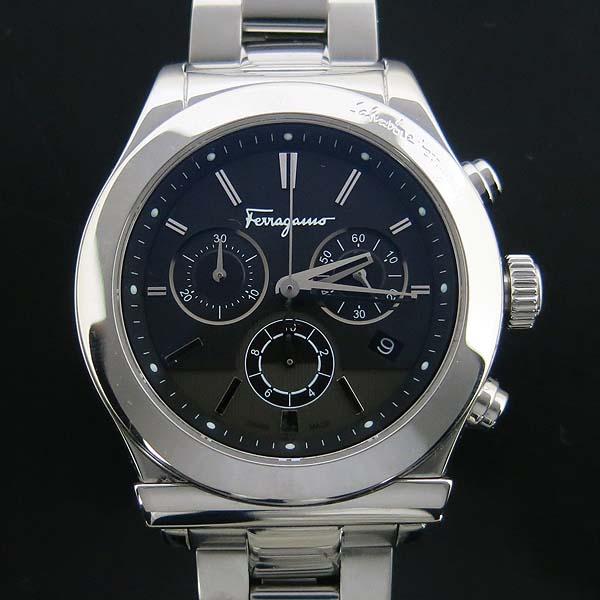Ferragamo(페라가모) F78LCQ9909-S099 크로노그래프 스틸 남성용 시계 [동대문점] 이미지2 - 고이비토 중고명품