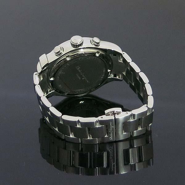 Ferragamo(페라가모) F78LCQ9909-S099 크로노그래프 스틸 남성용 시계 [동대문점] 이미지4 - 고이비토 중고명품