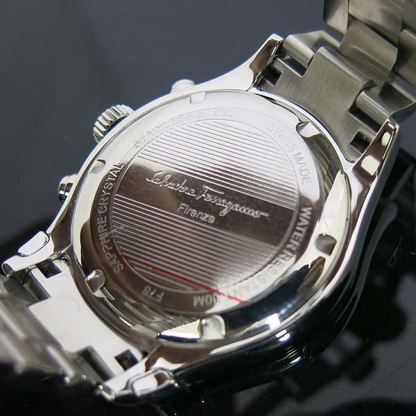 Ferragamo(페라가모) F78LCQ9909-S099 크로노그래프 스틸 남성용 시계 [동대문점] 이미지5 - 고이비토 중고명품