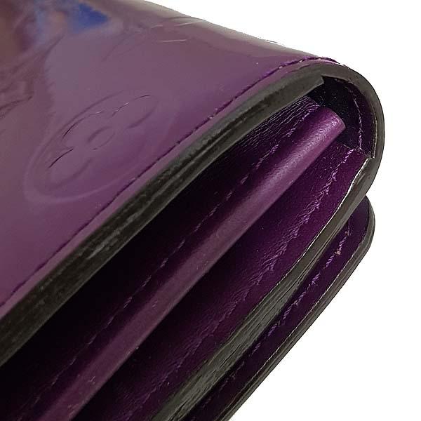 Louis Vuitton(루이비통) M90148 모노그램 베르니 아메티스트 체인 월릿 겸 파우치 [동대문점] 이미지4 - 고이비토 중고명품
