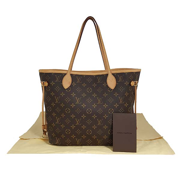 Louis Vuitton(루이비통) M40156 모노그램 캔버스 네버풀 MM 숄더백 [동대문점]