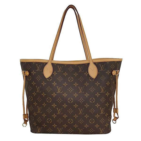 Louis Vuitton(루이비통) M40156 모노그램 캔버스 네버풀 MM 숄더백 [동대문점] 이미지2 - 고이비토 중고명품
