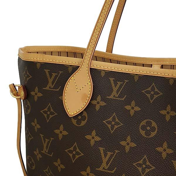 Louis Vuitton(루이비통) M40156 모노그램 캔버스 네버풀 MM 숄더백 [동대문점] 이미지4 - 고이비토 중고명품