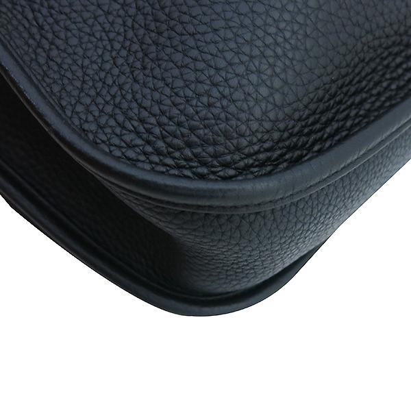 Hermes(에르메스) EVELYNE 29 (에블린 29) 토고 블랙 컬러 크로스백 [부산서면롯데점] 이미지5 - 고이비토 중고명품