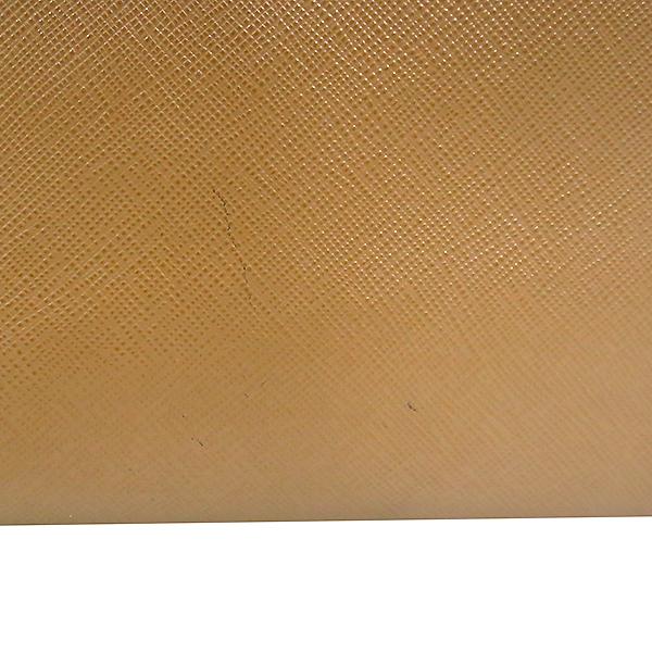 Prada(프라다) BN2404 금장 로고 SAFFIANO LUX 사피아노 럭스 브라운 컬러 토트백 [부산센텀본점] 이미지4 - 고이비토 중고명품