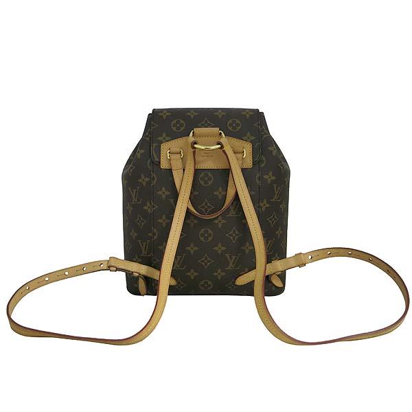 Louis Vuitton(루이비통) M43431 모노그램 캔버스 신형 몽수리 백팩 [동대문점] 이미지3 - 고이비토 중고명품