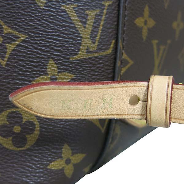 Louis Vuitton(루이비통) M43431 모노그램 캔버스 신형 몽수리 백팩 [동대문점] 이미지4 - 고이비토 중고명품