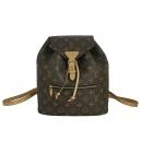 Louis Vuitton(루이비통) M43431 모노그램 캔버스 신형 몽수리 백팩 [동대문점]