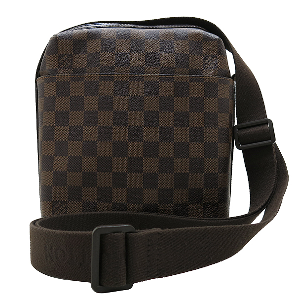 Louis Vuitton(루이비통) N41135 다미에 에벤 캔버스 트로터 보부르 크로스백 [인천점] 이미지2 - 고이비토 중고명품