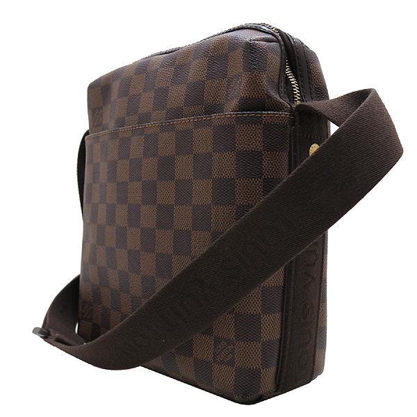 Louis Vuitton(루이비통) N41135 다미에 에벤 캔버스 트로터 보부르 크로스백 [인천점] 이미지3 - 고이비토 중고명품