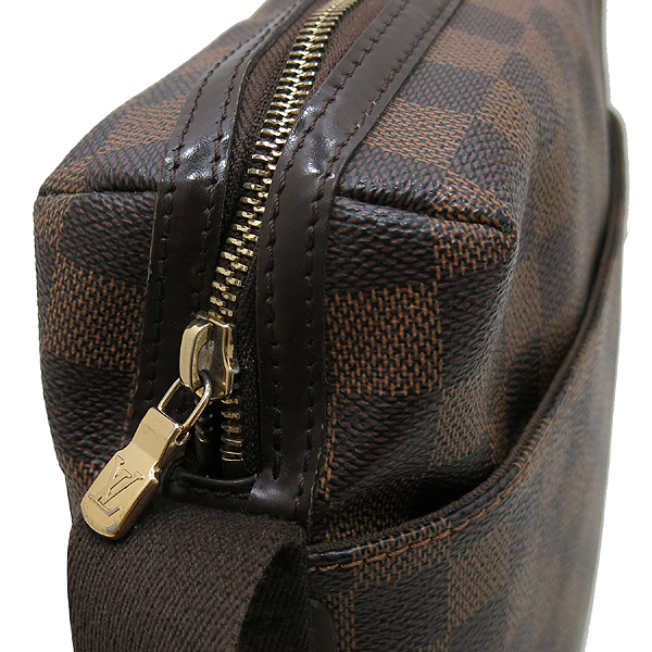Louis Vuitton(루이비통) N41135 다미에 에벤 캔버스 트로터 보부르 크로스백 [인천점] 이미지4 - 고이비토 중고명품