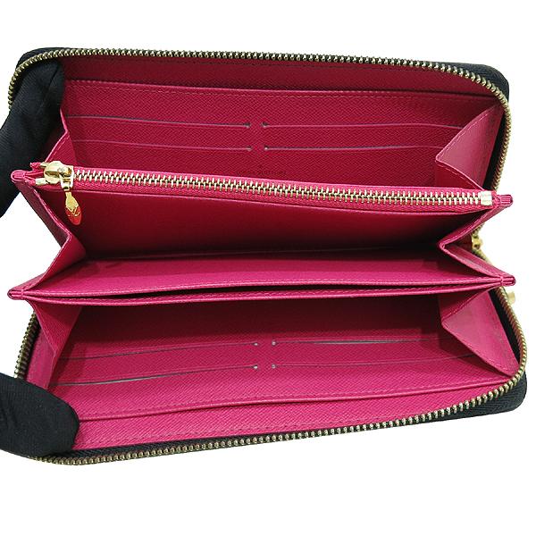 Louis Vuitton(루이비통) M60243 모노그램 멀티 블랙 지피월릿 장지갑 [인천점]