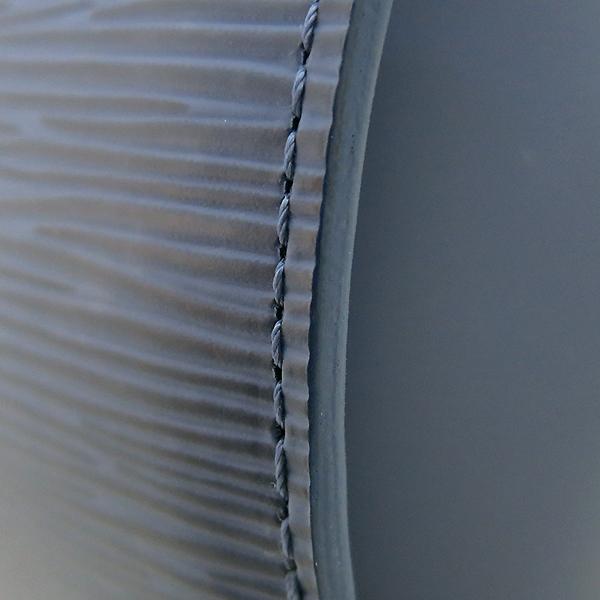 Louis Vuitton(루이비통) M52225 에삐 블루 SOUFFLOT 수플로 원통 토트백 + 보조파우치 [부산센텀본점]
