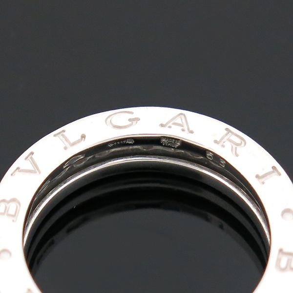 Bvlgari(불가리) AN850656 18K 화이트 골드 B-ZERO 1 비제로 원 풀 다이아 파베세팅 반지 - 13호 [부산센텀본점] 이미지4 - 고이비토 중고명품