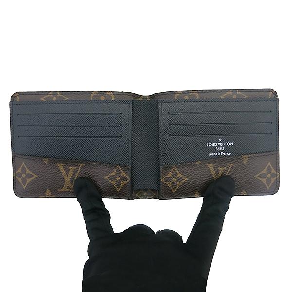 Louis Vuitton(루이비통) M93801 모노그램 캔버스 마카사르 가스파 월릿 반지갑 [부산센텀본점]