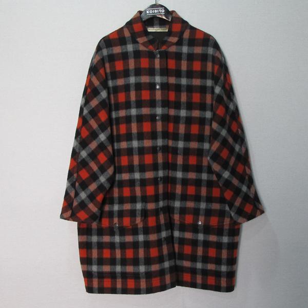 Balenciaga(발렌시아가) 100% 울 체크 오버사이즈 셔츠 자켓 [대구반월당본점]